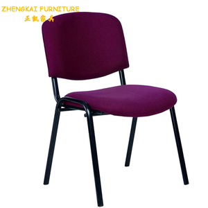 Anji Cheapest Stacking Fabric Student Training Room Lecture Office Chair with Various Color