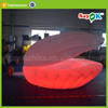 giant inflatable light bulb shell wedding stage photo scenery decoration for sale