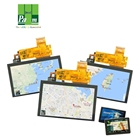GPS 5 inch 800x480 with capacitive touch lcd screen
