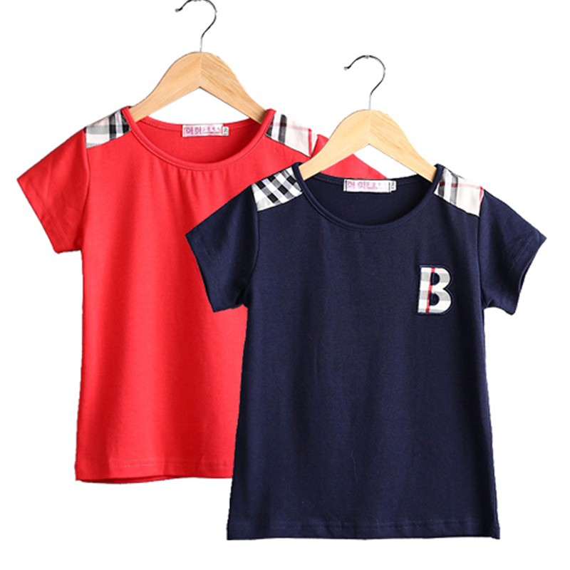 2016 Summer kids clothes new brand children t shirt 100% cotton children clothing casual boys clothes hot sale costumes