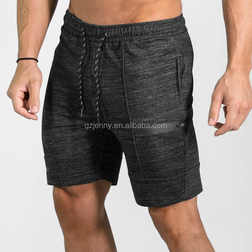 c67bb3f52 Top Qualidade Dos Homens Curta Marca Casuais Calções Musculação Academias  de fitness Shorts Homens Profissional