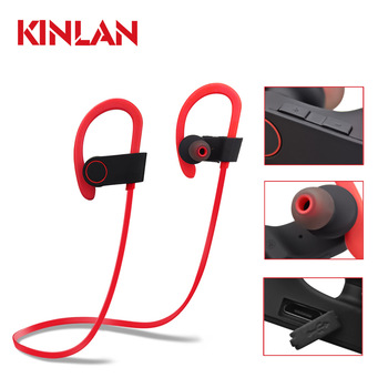 Hot Sales In-Ear 4.1+EDR Headphones Wireless Bluetooth Earphone