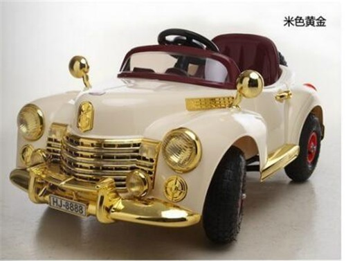 baby ride on car toyvintage car classic battery car children toy