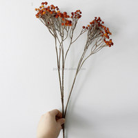 Home Decoration Autumn Atmosphere Stars Flower Wholesale Cheap Bulk Artificial Flowers