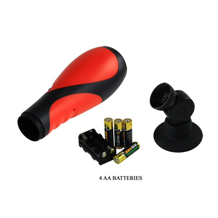 30 types of Vibration,Silicone Materials,Various Color available,4 AA batteries