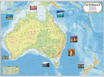 Map Of Australia To Buy.Australia Physical Map Buy Australia Map Product On Alibaba Com