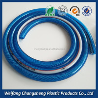 4 Inch Custom Size High Pressure Fiber Reinforced Braided PVC Flexible Conduit Pipe