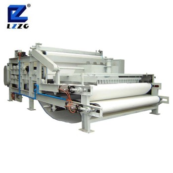 Hot sale belt filter press for sludge dewatering treatment