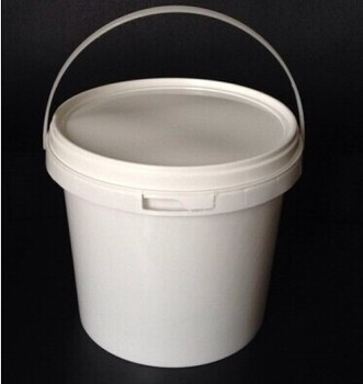 5l Virgin Pp Transpa Plastic Bucket With Lids And Handle