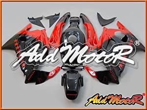 Addmotor Injection Mold Fairing Fit F3 CBR600 1995 1996 Sevenstars Orange H3514