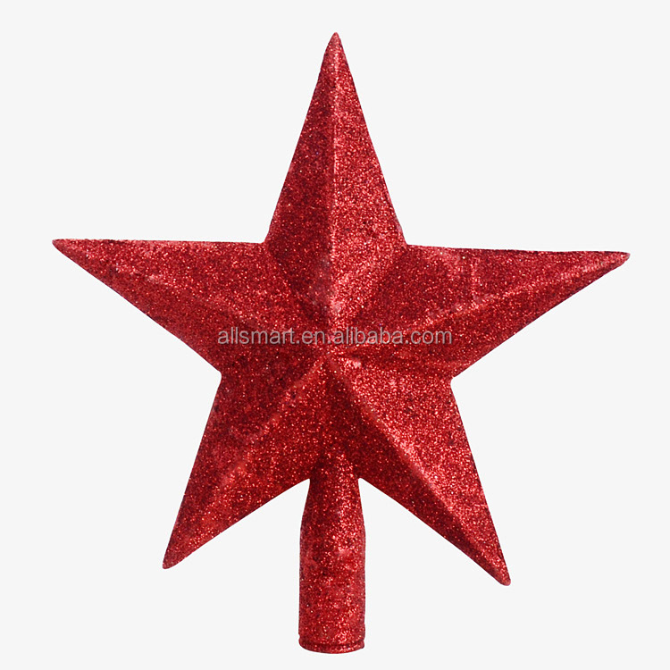 Wholesale Christmas Tree Ornament Xmas Tree Top Star