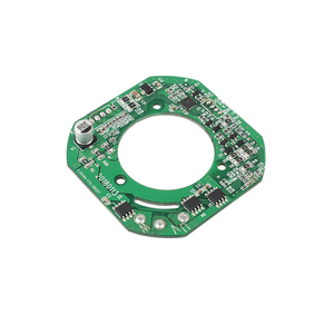 DC Brushless Motor Driver and Controller