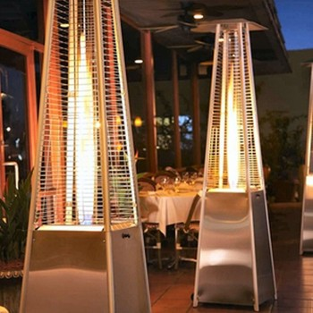 Euro American Standard Gas Patio Heater