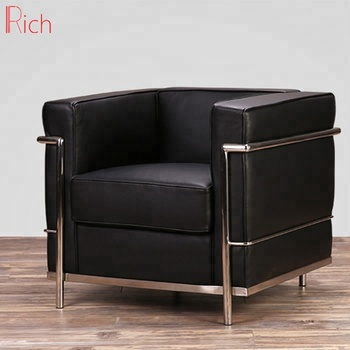 Furniture Office Sofa Small Black