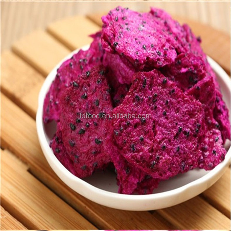 Wholesale Cheap Price Freeze Dried Fruit Red Dragon Fruit Natural ...