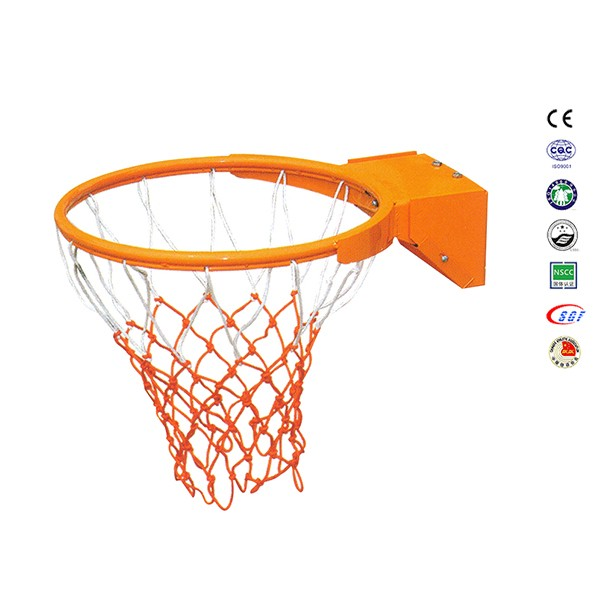 Factory price sport equipment steel basketball goal posts