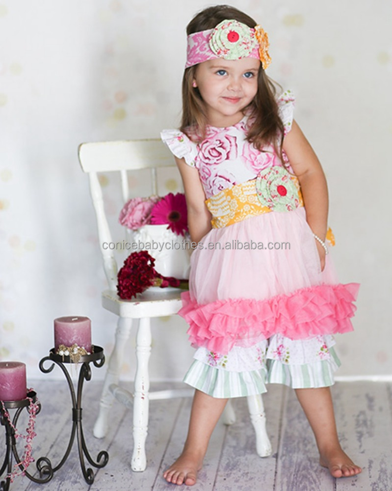 kids boutique remake clothing girls clothes wholesale from china yiwu