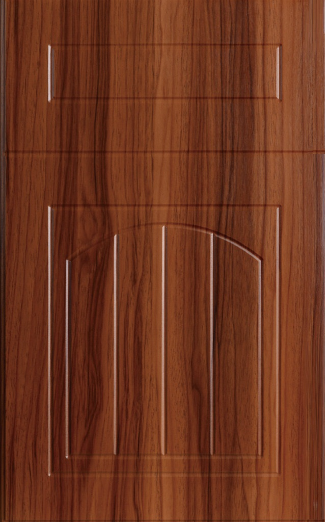 Finished Raised Panel Curved Kitchen Cabinet Doors Buy New Design