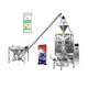 dry chemical bleach powder nitrogen filling vertical packing system with auger filler