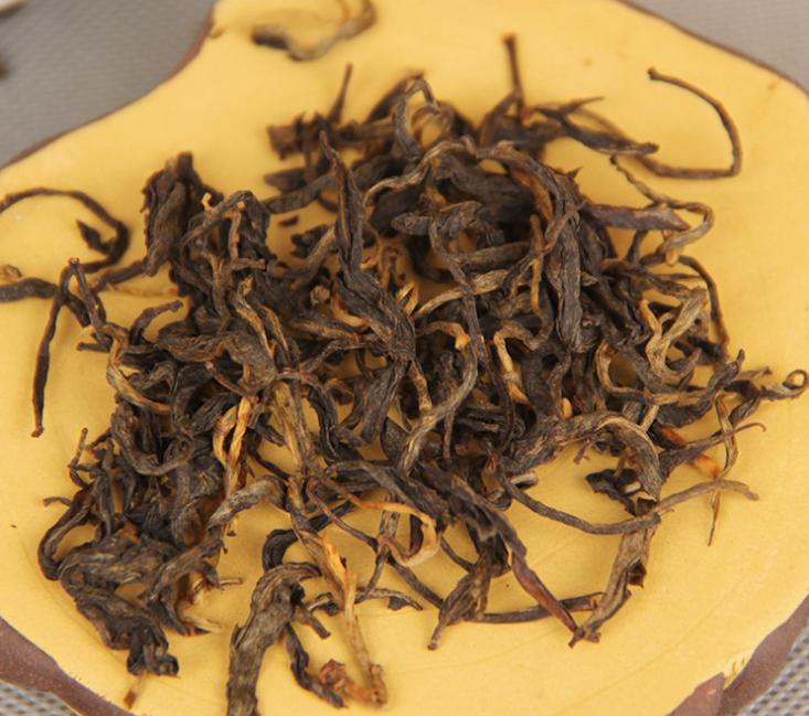 Organic tea High Mountain Dianhong Maofeng Black Tea Chinese Refine tea leaves - 4uTea | 4uTea.com