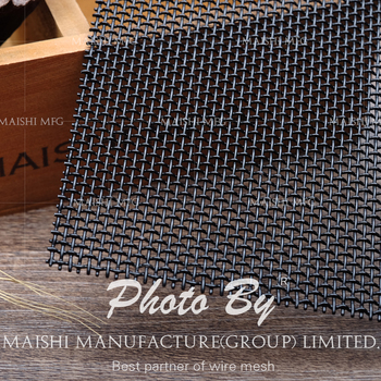 High Tensile Security Screen Mesh