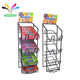 Shop customized metal wire chewing gum display rack
