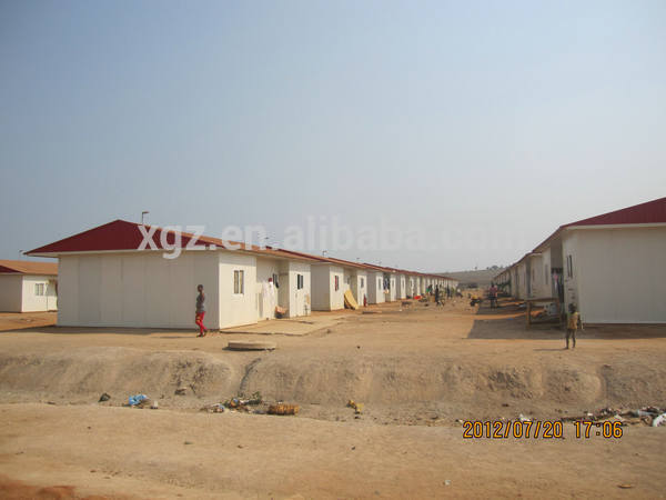prefabricated portacabin light steel housing