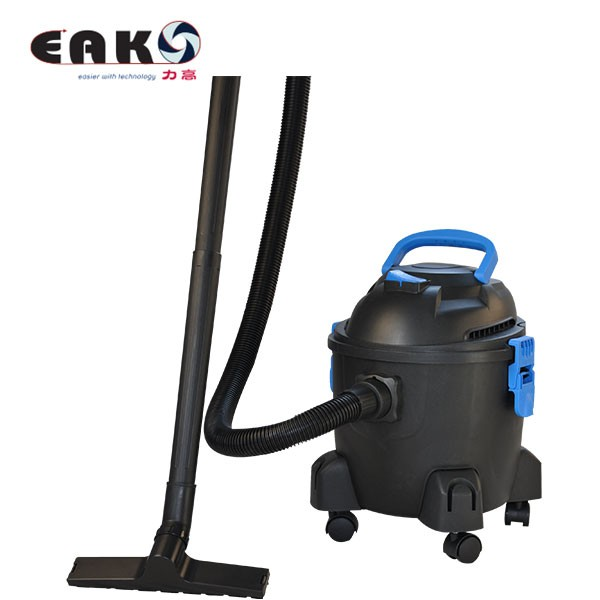 15L 4 gallon wet dry vacuum cleaner with blowing function