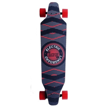 much lighter much thinner ultra-long battery life Backfire Remote control electric skateboard 1200w 8Ah
