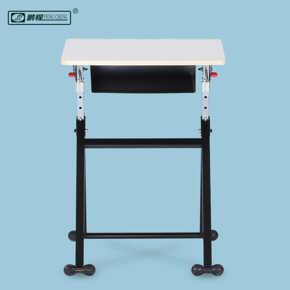 Altura ajustable ergon mico plegable pupitre mesas de for Altura escritorio ergonomico