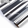 1.52*30m Good Quality Energy Saving Double Silver Decorative Vinyl Heat Insulation Building Glass window tint film for office