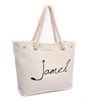 Fashion Custom Standard Size Cotton Canvas Tote Bag with Print