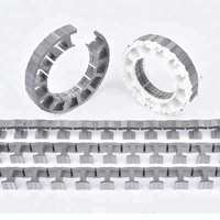 High precision tools for stator and rotor iron core for chain winding motor