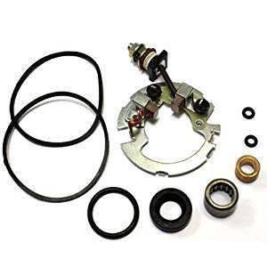 Caltric Starter KIT Fits HONDA ATV TRX300 TRX 300 281 87-00 SM13213 [Automotive]