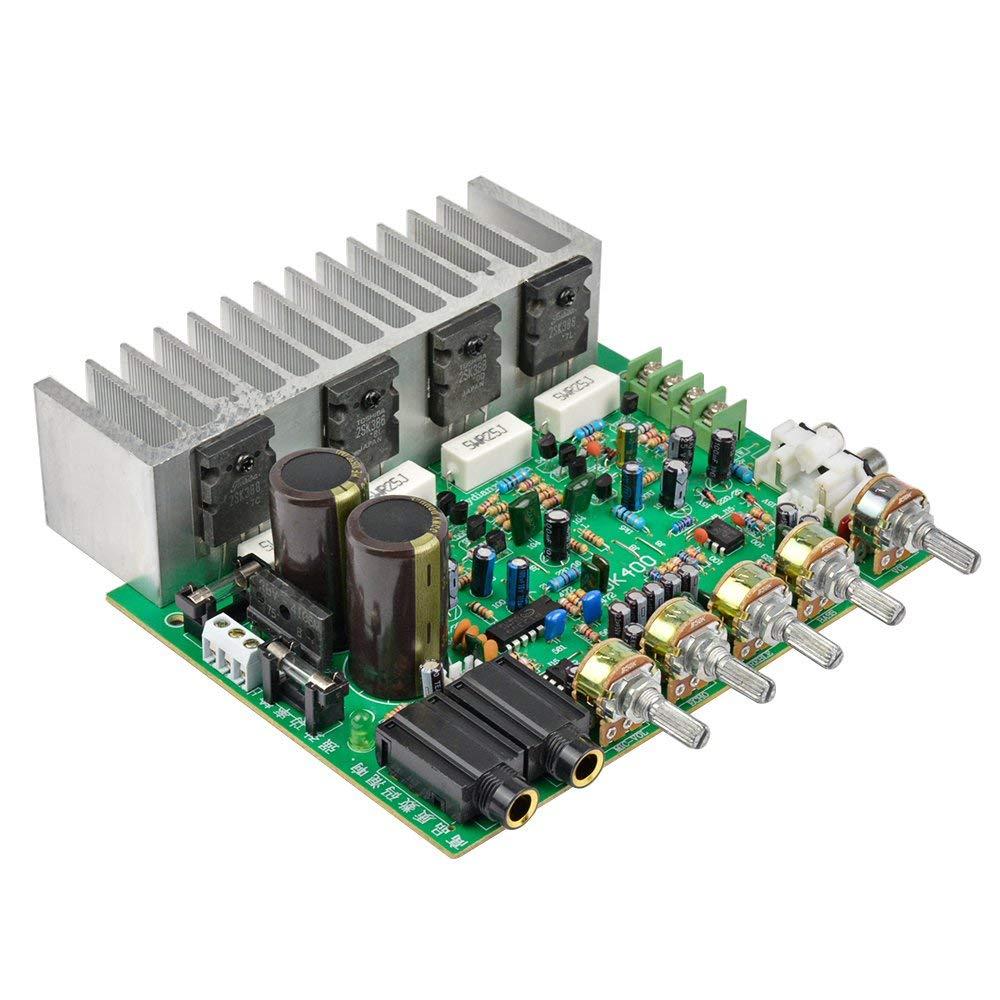Cheap Power Amplifier 250w Find Deals On Line Hi Fi Tone Control Aoshike Audio Board Hifi Digital Reverb Preamp Rear Amplification