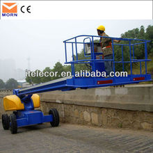 self propelled hydraulic diesel boom lift