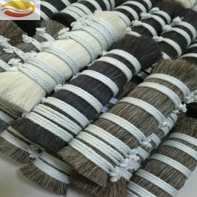 Natural Horse Mane Hair Horse Hair For Making Horse hair Braid