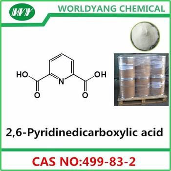 2,6-pyridinedicarboxylic Acid 499-83-2