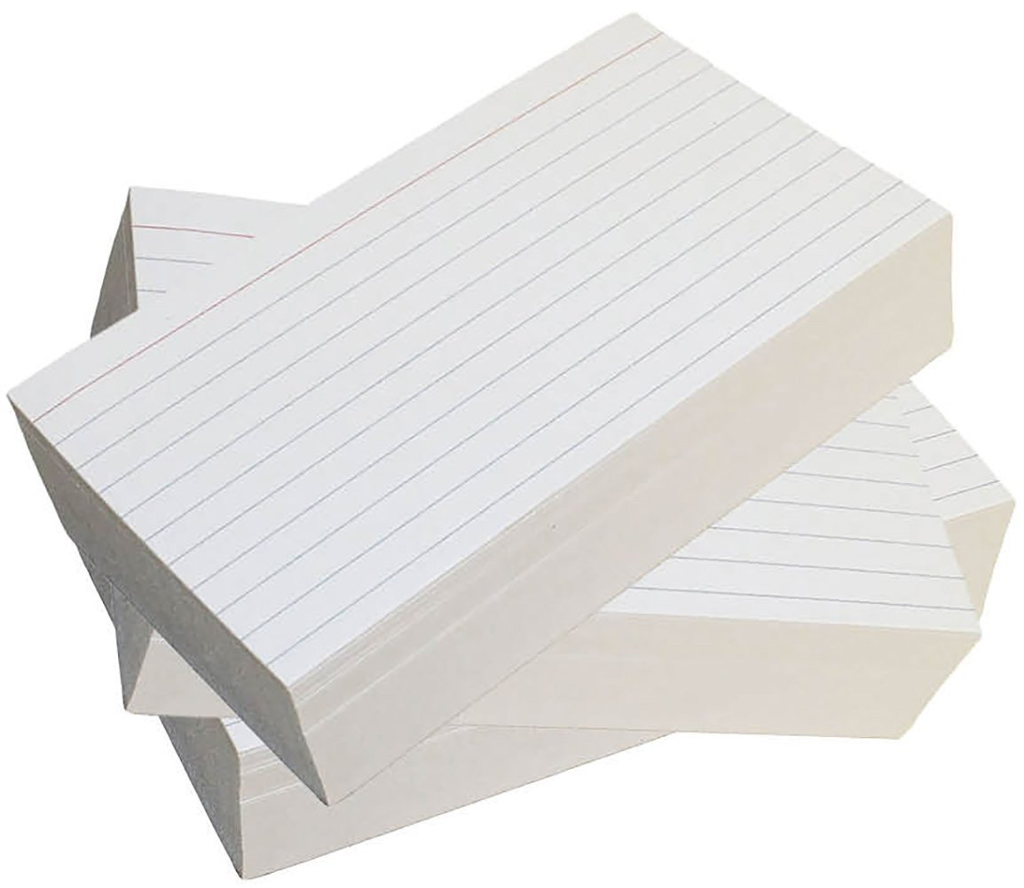 Cheap heavy business card stock find heavy business card stock get quotations debra dale designs ruled index cards 5 x 8 inches white 300 reheart Choice Image