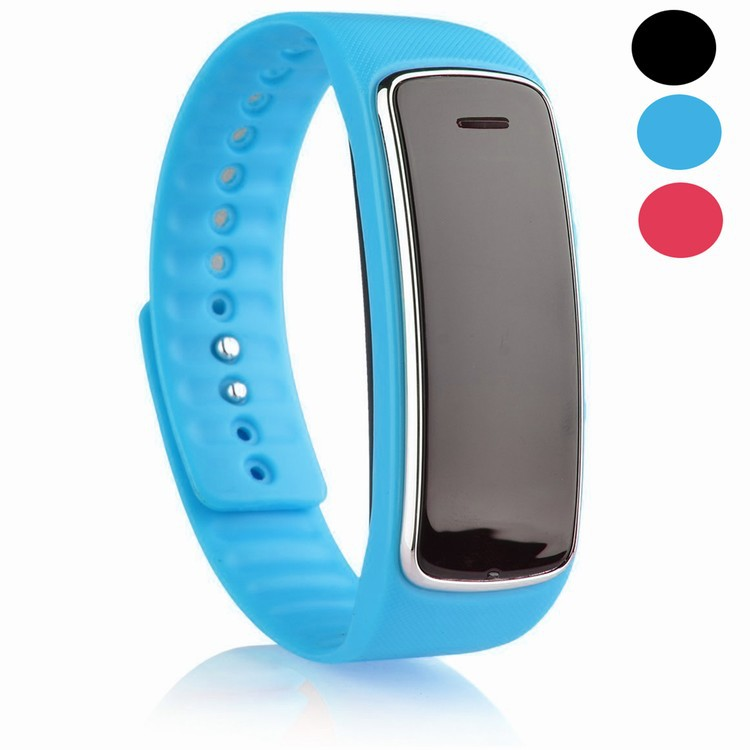 Wireless Bluetooth 3.0 Smart Bracelet Sport Wrist Watch Pedometer Healthy Fitness Tracker Mobile Phone Mate for Android Samsung