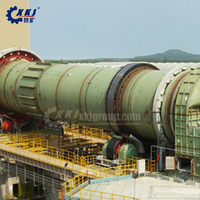 wet process cement Rotary Kiln For Cement Grinding Plant