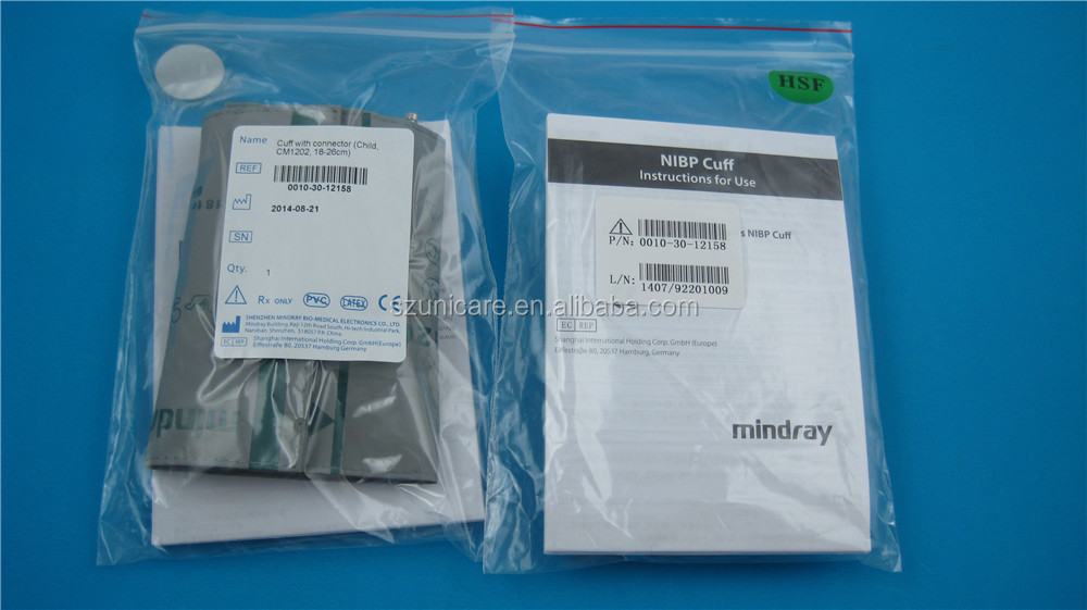 Original Second used Mindray NIBP Tubing 6200-30-09688