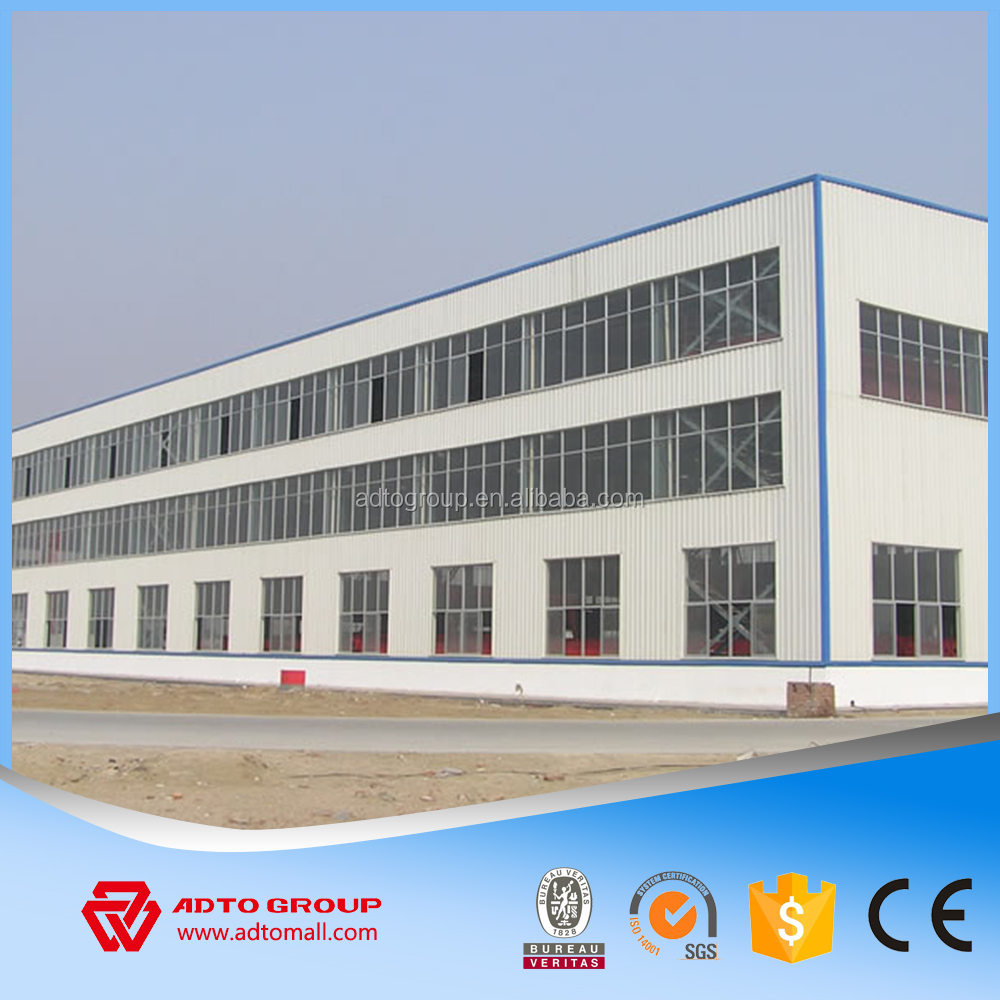 ADTO Group Energy Savings Steel Structure Construction Prefabricated Metal Frame Roofing Truss Building Materials Solutions