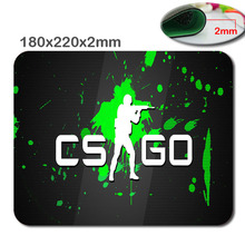 Boy a man's game 3 d mouse pad lock computer mouse pad pad edge mouse mouse mat mat Cs Go sign players