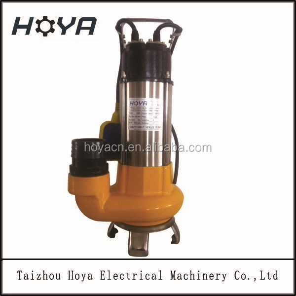 V1100F submersible sewage centrifugal water pump