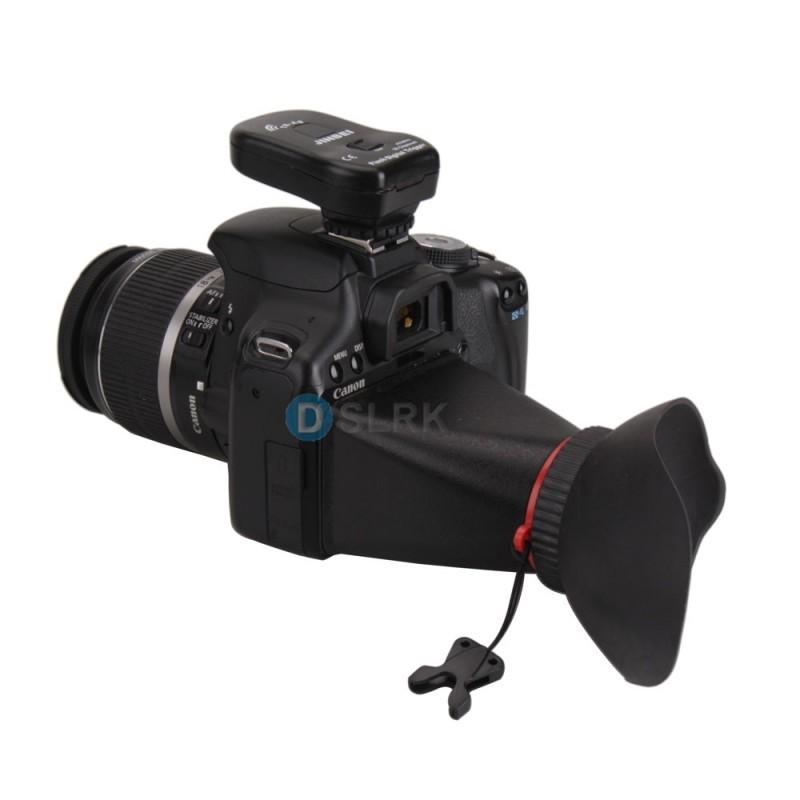 5 DS Cámara R 1.3x Magnifier del ocular para Canon EOS 7D Mark III//Mark II 5 DS