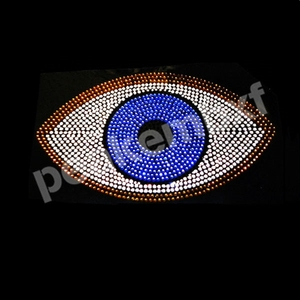 1e152d5ade1f91 Evil Eye Rhinestone Transfer Wholesale