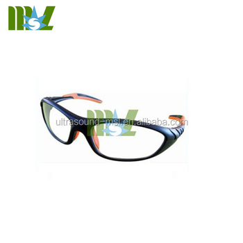 Specialization safety lead glasses protective for x-ray/radiation glasses MSLLG06
