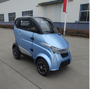 electric car eec high speed