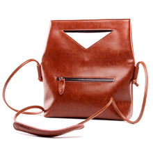 Western Fashion Vintage Calfskin Leather Hand Bags Genuine Leather Ladies Handbag Stylish Bucket Clutch Tote Bag
